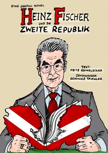 Produktcover: Heinz Fischer und die Zweite Republik
