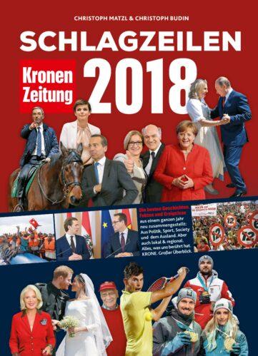 Produktcover: Schlagzeilen 2018
