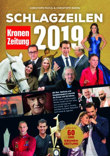 Produktcover: Schlagzeilen 2019